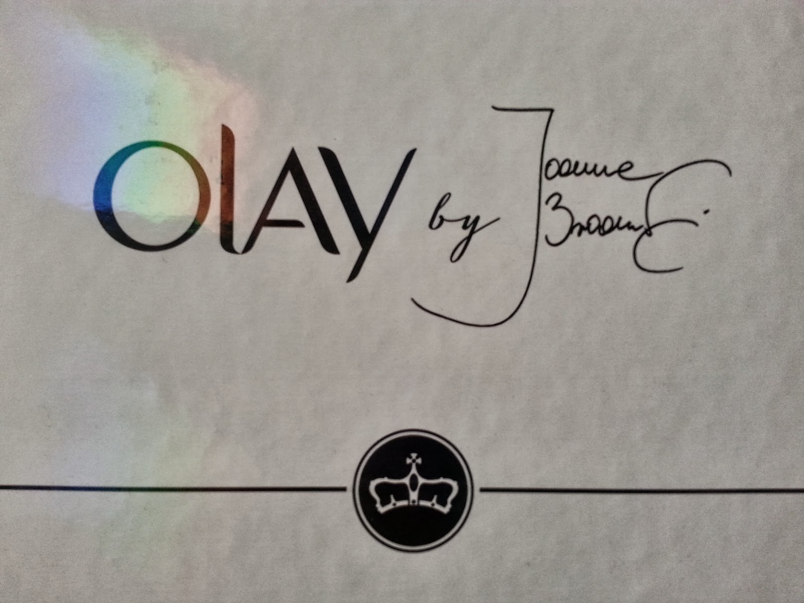 beGLOSSY by Joanna Brodzik – Olay Total Effects