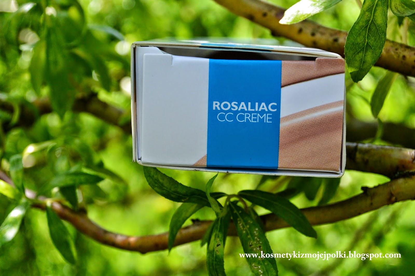 LA ROCHE POSAY ROSALIAC CC CREAM – to z pewnością będzie jego LATO