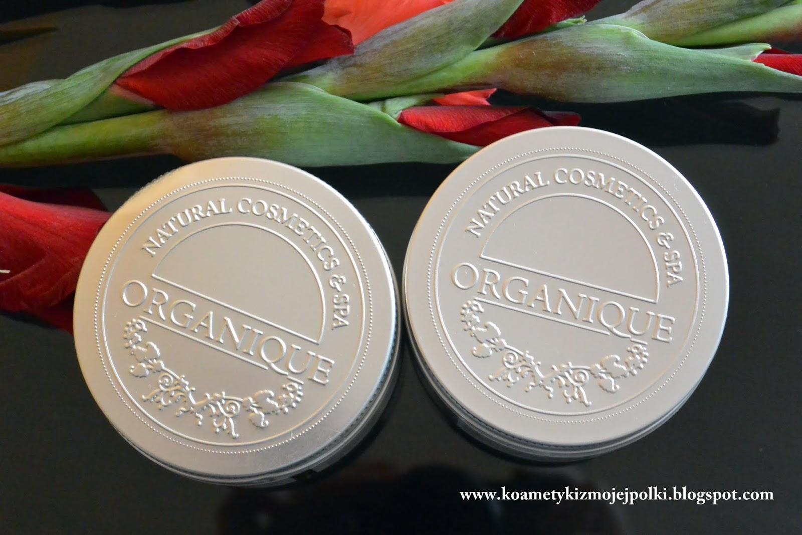 Peeling enzymatyczny z ziołami ORGANIQUE + łagodzenie jego efektu w postaci White Clay Mask