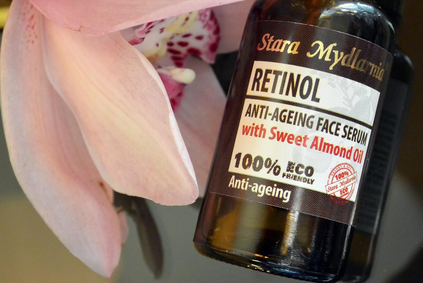Eliksir do twarzy Retinol / Stara Mydlarnia