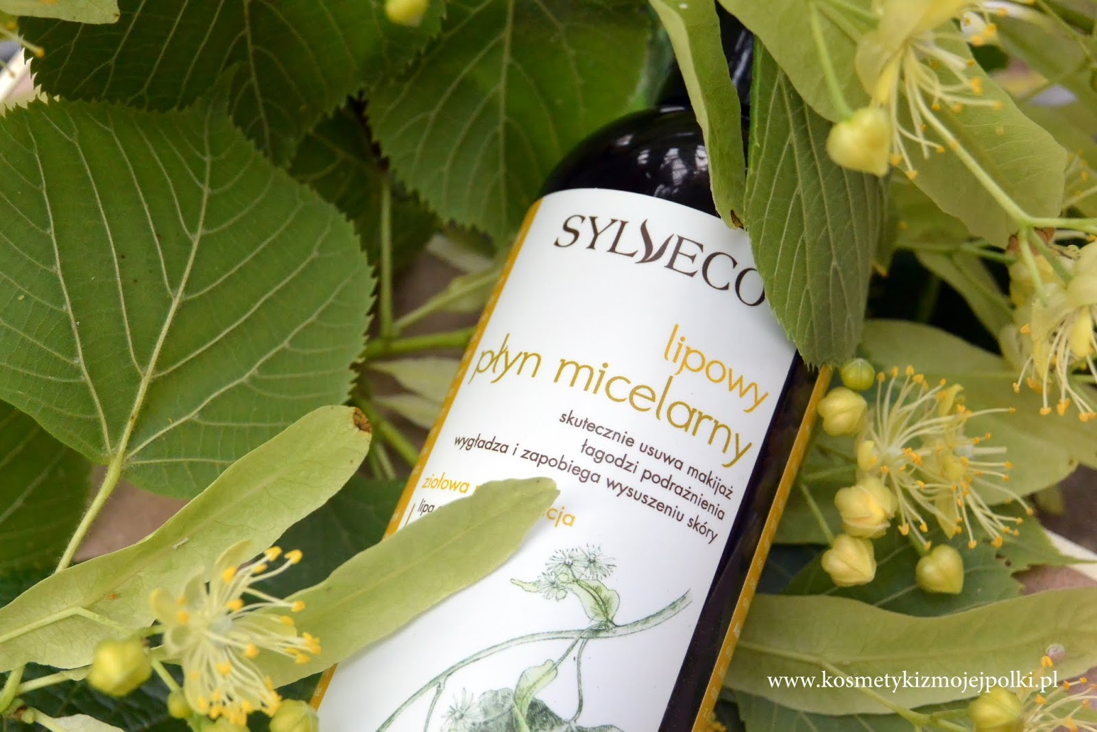 Z lipowym płynem micelarnym Sylveco nie ma lipy ;)