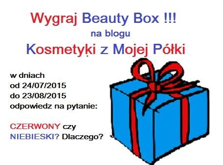Beauty Box dla Was !!! Pierwsza Edycja