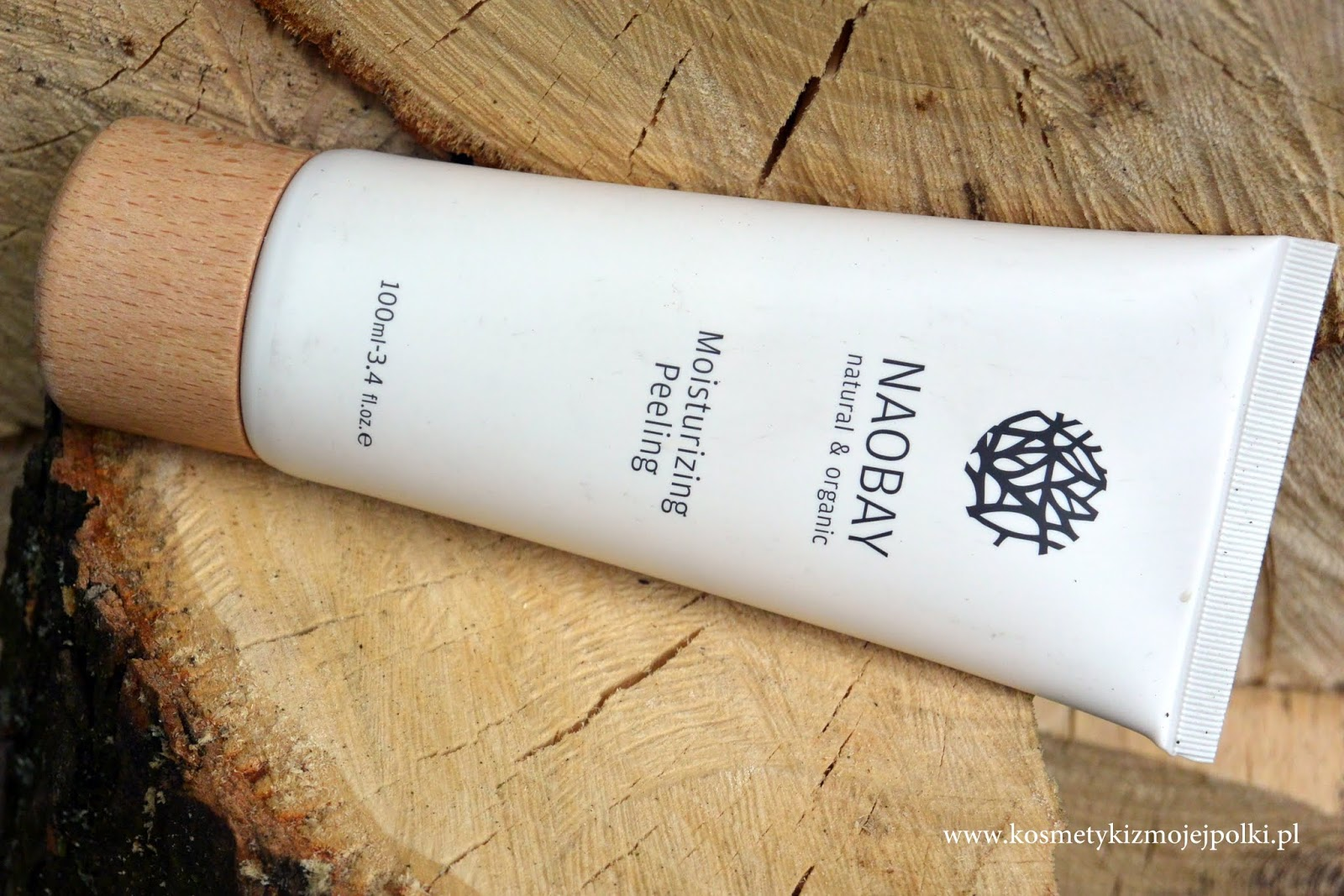 Moisturizing Peeling NAOBAY natural & organic