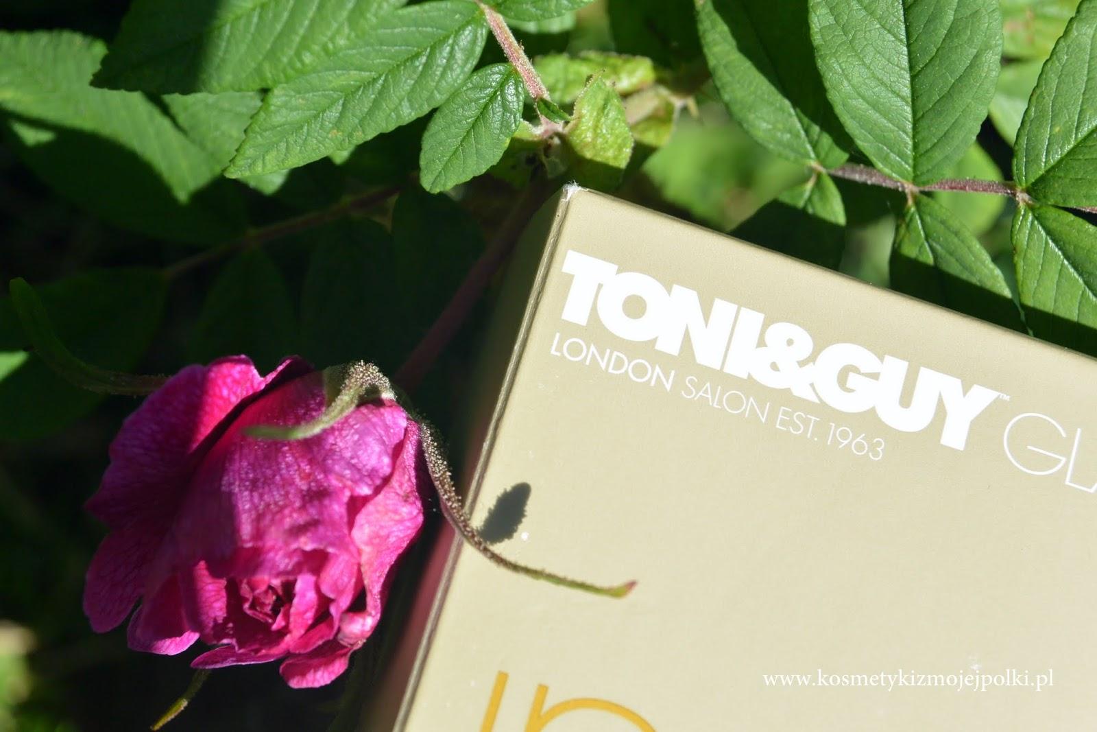 TONI&GUY GLAMOUR | Serum Drops Shine&Anti-Frizz