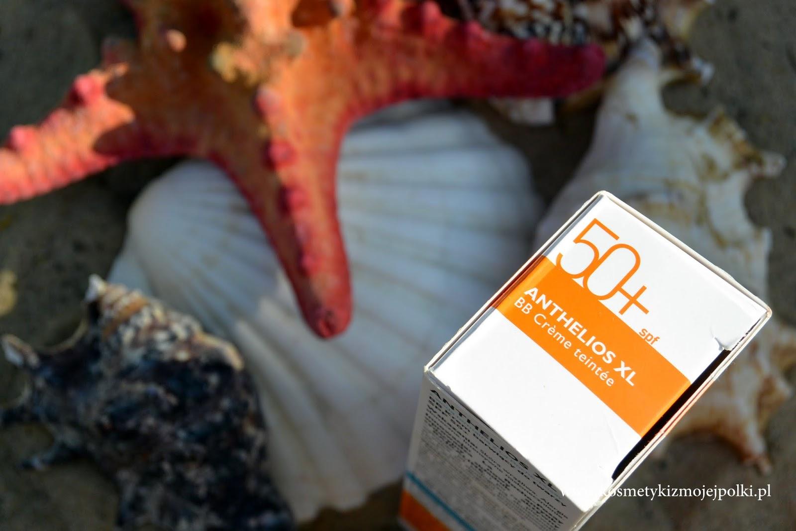 ANTHELIOS XL BB Krem barwiący do twarzy SPF50+ | La Roche Posay