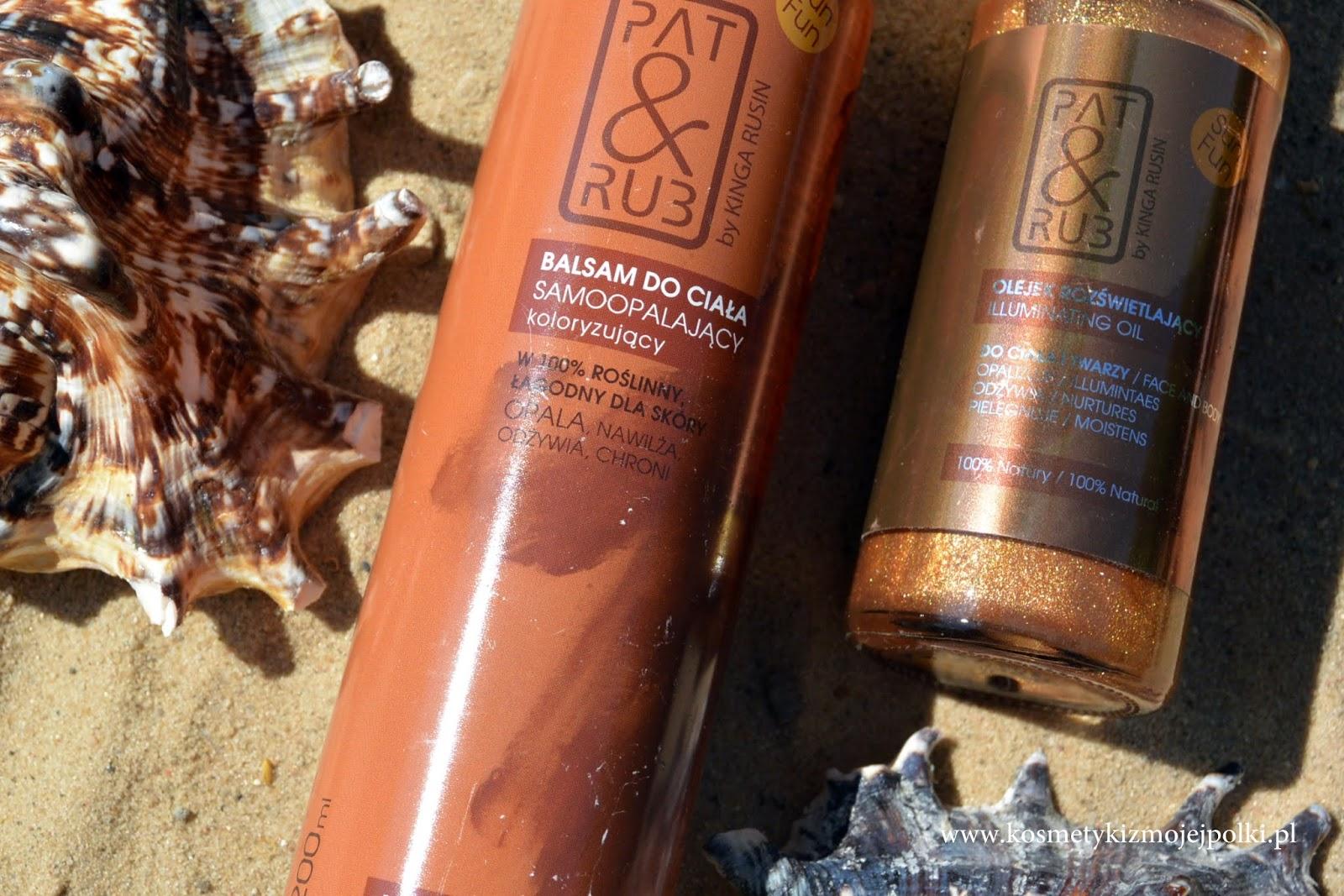 Letnie kosmetyczne propozycje PAT&RUB