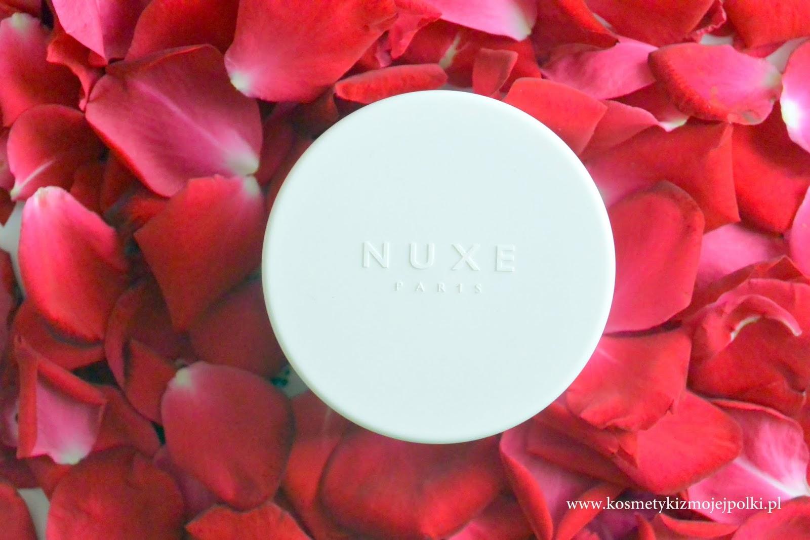 Masque Purifiant Doux NUXE | Delikatnie oczyszczająca maseczka – krem z płatkami róży