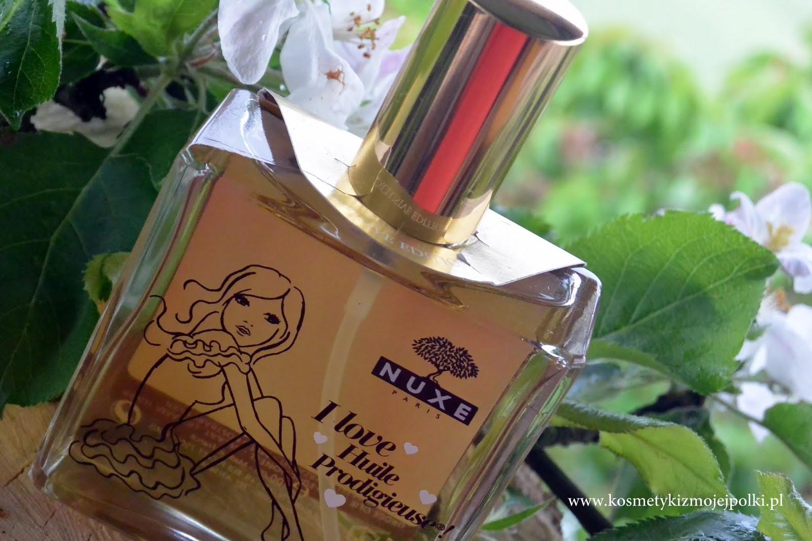 Czy Olejek Huile Prodigieuse® NUXE to kosmetyk, który musisz mieć???