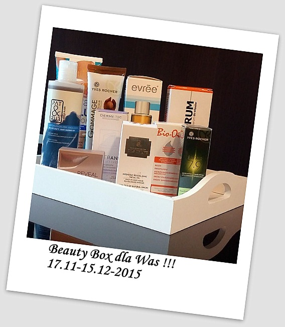 Wyniki konkursu BeautyBox dla Was!!! Druga Edycja