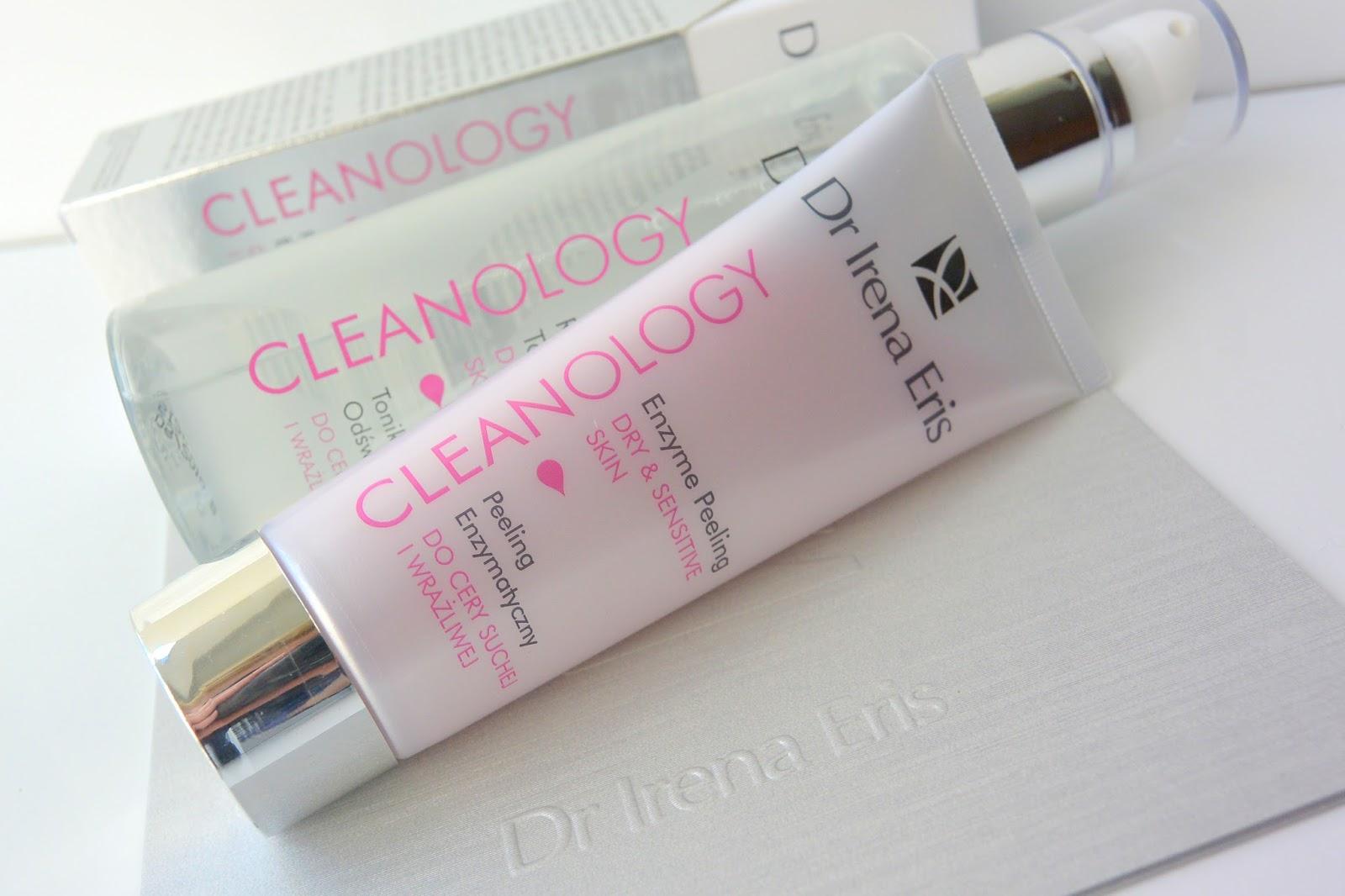 Sekret gładkiej i odświeżonej skóry CLEANOLOGY | Dr Irena Eris