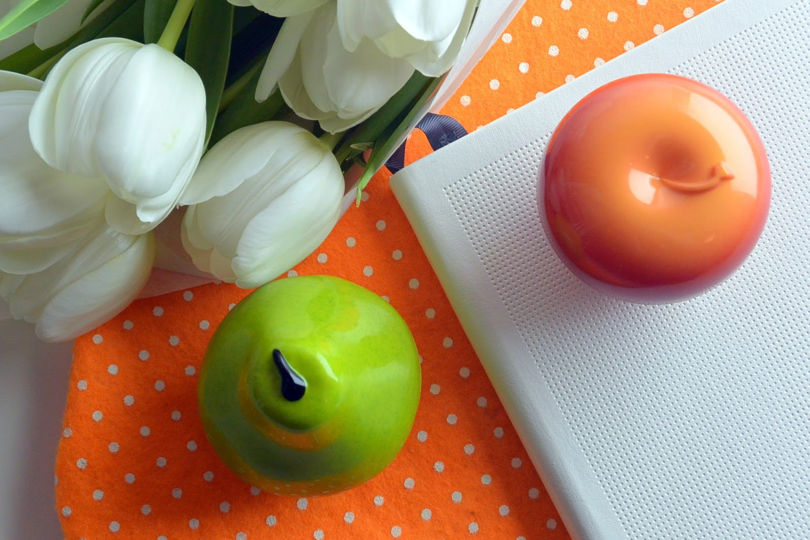 Zapach soczystego jabłka czy słodkiej gruszki??? | Balade en Provence