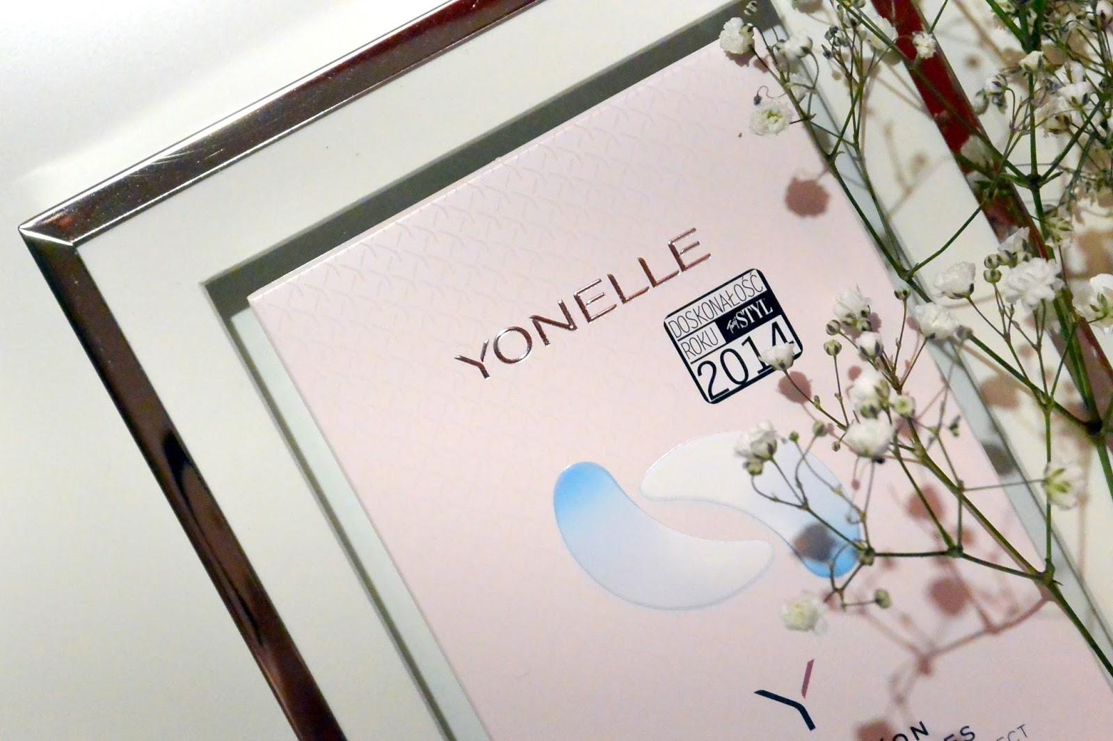 H2O infuzyjne płatki S.O.S. pod oczy | Yonelle