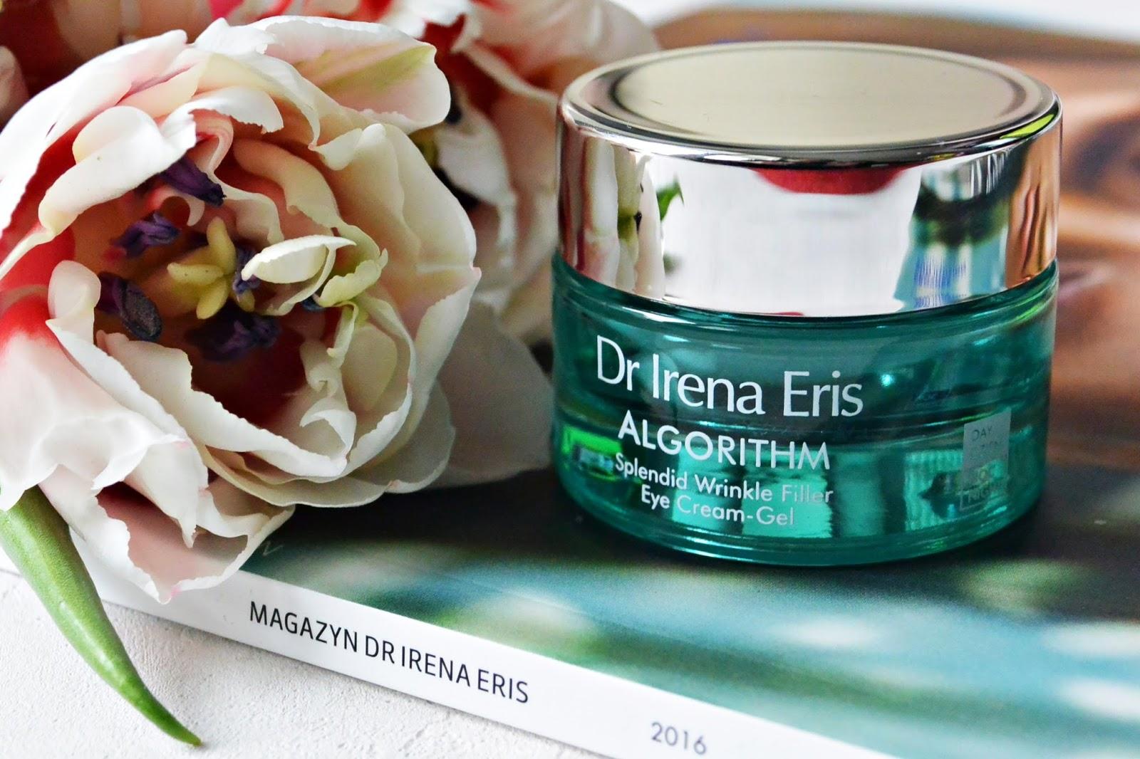 Nowy produkt w linii ALGORITHM | Krem-żel pod oczy Dr Irena Eris