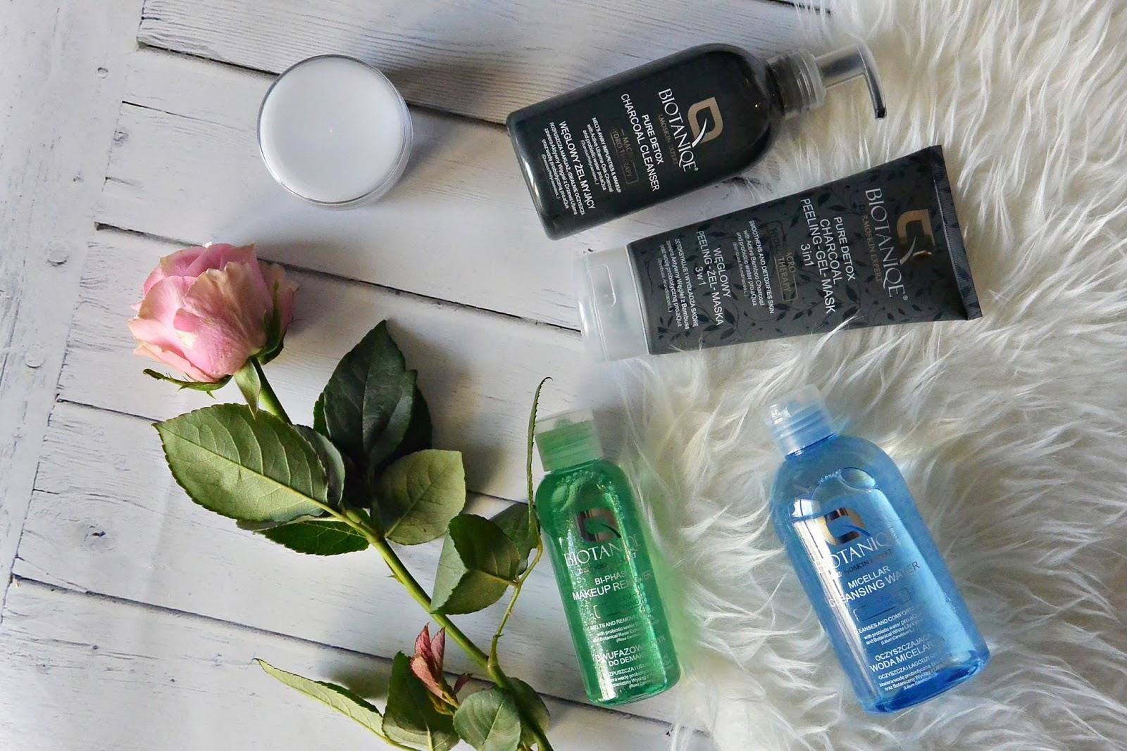 BIOTANIQE Dermoskin Expert – kosmetyki do oczyszczania i pielęgnacji twarzy