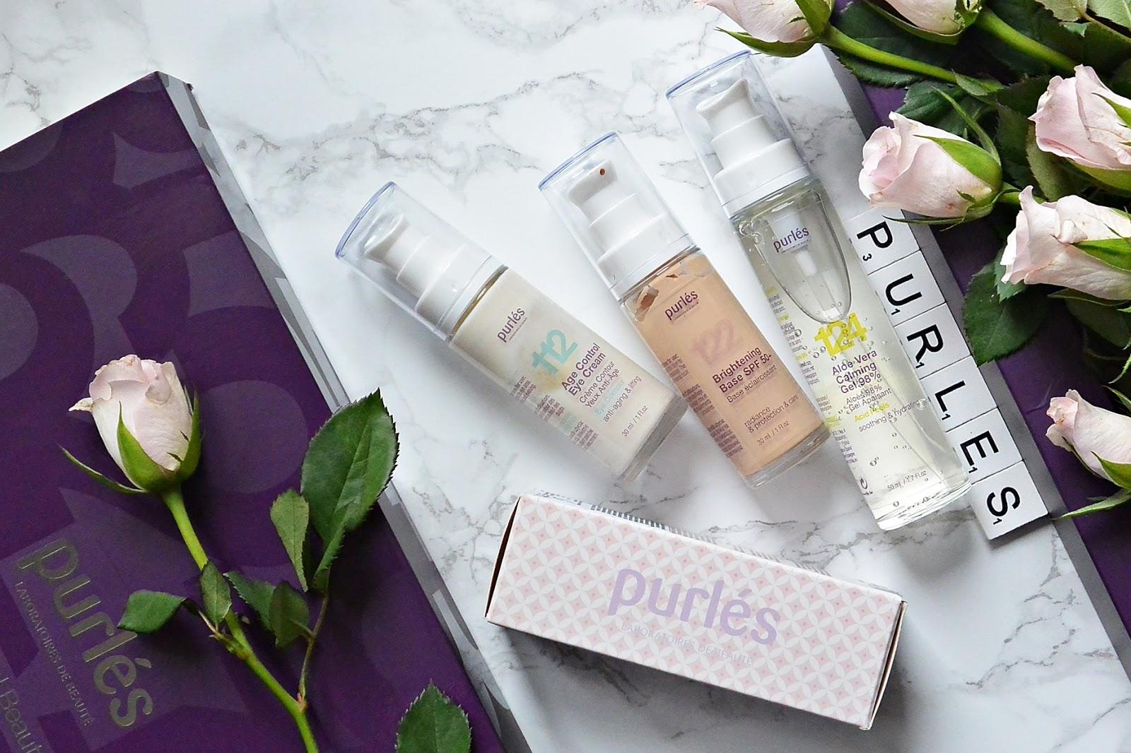 Purlés | profesjonalne produkty do pielęgnacji twarzy